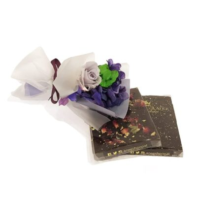 Mini Bouquet Chocolate Set – Elegant Mom