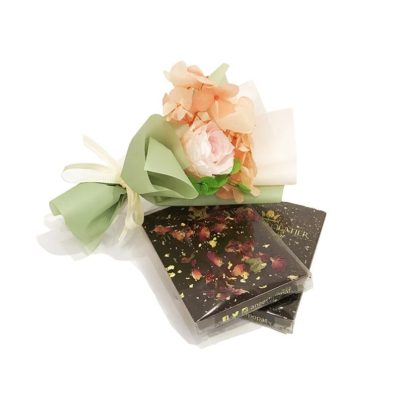 Mini Bouquet Chocolate Set – Peachy Mom