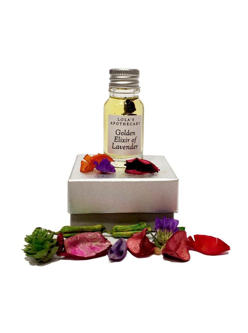 Classic Golden Elixir Lavender Body Oil
